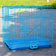 dog cage Teddy Pomeranian dog cage medium dog and rabbit Cage small dog pet cage kennel rabbit cage