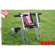 (二手)紅色鐵網兒童安全座椅-瑞峰親子座椅