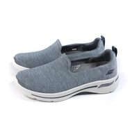 SKECHERS GOWALK 運動鞋 懶人鞋 女鞋 灰色 寬楦 124480WGRY no337