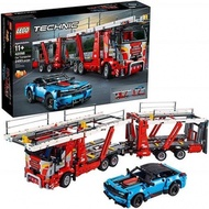 LEGO 樂高  Technic Car Transporter 42098 Toy Truck and Trailer Building Set, New 2019(2493 Pieces)