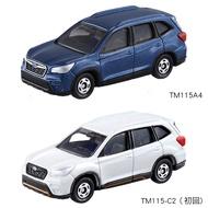 TOMICA 多美小汽車NO.115 速霸陸FORESTER+初回限定版