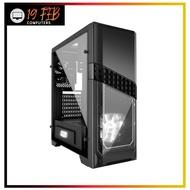Computer Case Gaming Azza Titan 240 Mid-Tower Black (CSAZ-240 Titan)