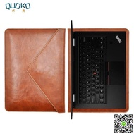 聯想ThinkPad X1 Extreme隱士內膽包保護套信封款15.6皮套電腦包 MKS
