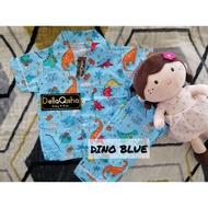 Borong wholesale 12pasang (BOLEH PILIH) pyjamas butang pajamas kids pyjama baju tidur cotton budak sleepwear