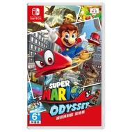 【Nintendo 任天堂】超級瑪利歐 奧德賽(中文版)