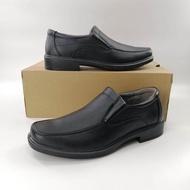 (851-6886) Bata รองเท้าหนังคัชชูผู้ชาย ยี่ห้อบาจา สีดำ เบอร์ 5-11 (38-46) รุ่น 851-6886