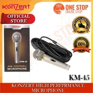 Konzert Original KPM-45 Wired Microphone KPM45 KPM 45