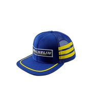 Vintage USA Trucker Cap 3 Stripes Michelin
