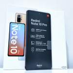 "全新(New) • 紅米 RedMi Note 10 Pro《6.67"" AMOLED, 6+128Gb, 16+108/8/5/2MP, ..."