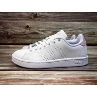 [抢购] ADIDAS ADVANTAGE 休閒鞋 板鞋 經典 復古 粉紫 女款 F36481
