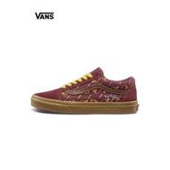 Vans x Vivienne Westwood西太后土星聯名款印花休閑滑板鞋 時尚百搭男女鞋