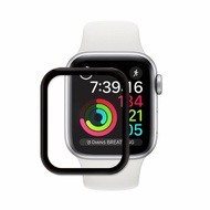【JTL】Apple Watch Series 6/5/4/SE 44mm TITANGUARD 3D 鋼化玻璃保護貼