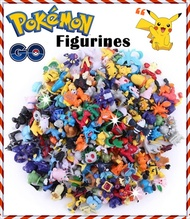 ♥  Pokemon Go ♥ Figurines ♥ Cake toppers ♥ Pokemon Monster ♥ Pikachu ♥ Toys ♥ Tsum Tsum ♥ plush ♥ Complete set of action figurines [Local Seller] ♥