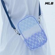 【MLB】漸層色老花小包 斜背包 手機包 Monogram系列 紐約洋基隊(32BGDQ111-50V)