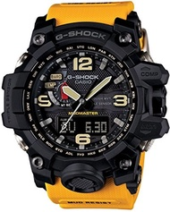 Casio CASIO G-SHOCK MUDMASTER GWG-1000-1A9JF Mens Japan import