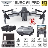 SJRC F11 4K PRO drone with 2-axis gimbal stabilizer camera F11/F11 PRO GPS Drone 5G Wifi 1080P/2K Ca