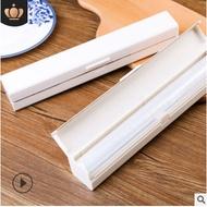 日本無印良品muji 廚房小工具 冰箱磁鐵保鮮膜磁貼切割器切割盒