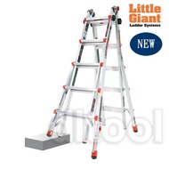 =達利商城= 萬用梯 M22 自動腳 工作梯 鋁梯 美國 小巨人 LittleGiant