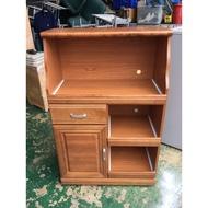 非凡二手家具 全新 樟木2.7x4尺餐櫃*收納櫃*電器架*碗盤架*鋁櫃*櫥櫃*餐櫃*置物櫃*鐵架
