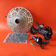 Shimano Deore M6100 12 Speed Mini Groupset Package