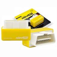 Original NitroOBD2 Tune Chip Box For Petrol Vehicle