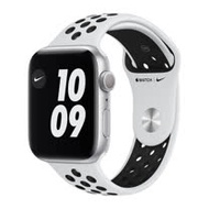 Apple Watch Nike Series 6 (GPS) 44mm - 銀色(MG293TA/A)