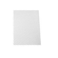 Universal 100x33cm Aluminum Car Vehicle Black Body Grille Net Mesh Grill Section Car Grille Net Racing Grills Black/Silver
