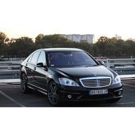 Benz S-Class W221 S350/S400/S550/S63 電動折疊後視鏡 電折後視鏡 改裝 美規 AMG