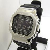 G-SHOCK G打擊CASIO卡西歐手錶GMW-B5000-1JF 35周年紀念型號35TH ORIGIN速度Bluetooth電波太陽能全部的金屬情况尿烷智慧型手機鏈接銀子黑色數碼罕見的罕見的人T東大阪商店392492 RY2307 NEXT51