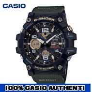 Original Casio G-Shock GSG-100-1A3 Mudmaster Solar Wrist Watch For Men