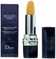 Dior Rouge Lipstick No. 610 Sunny Matte 3.5Gm