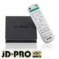 【滿額結帳折$200】JD-PRO OBS-J100 雲寶盒4K數位多媒體機上盒 電視盒 公司貨 JD-PRO-J100 升級純淨版