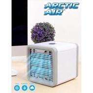 ((พิเศษสุด)) ARCTIC AIR พัดลมไอน้ำตั้งโต๊ะพัดลมไอเย็น พัดลมปรับอากาศ พัดลมไอน้ำ แอร์เคลื่อนที่ เครื่องทําความเย็นแบบมินิ แอร์พกพา