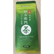 現貨-日本京都福壽園 伊右衛門-抹茶入煎茶-有茶渣100克