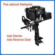 Engine Boat 340cc/ 4stroke /13hp /boat engine/engine bot/engine kayak/injin bot/kayak engine/outboard engine/boat/kayak