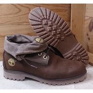 [巧匠鞋醫] 修鞋換底 Timberland 黃靴換底 非vibram132黃金大底