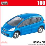 210.TOMICA小汽車 NO.100-HONDA FIT SHUTTLE