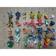 寶可夢GO神奇寶貝口袋怪獸口袋妖怪數碼寶貝公仔模型玩偶小時候回憶 7、8年級生懷念怪獸對打機神聖計畫