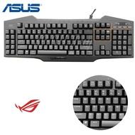 【公司貨含稅】ASUS 華碩 梟鷹 STRIX TACTIC PRO TCL BLU 機械式電競鍵盤 青軸 鍵盤