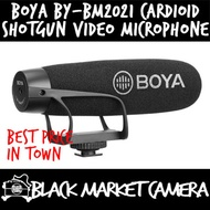 [BMC] BOYA BY-BM2021 Cardioid Shotgun Video Microphone