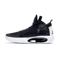 【NIKE】Air Jordan XXXIV PF 中筒 籃球鞋 飛人 運動鞋 黑 男鞋 -BQ3381001