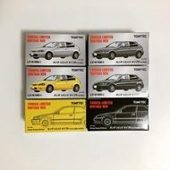 【TOMICA、TOMYTEC】Honda Civic EK9 全套