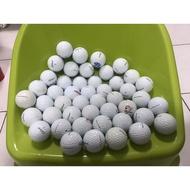 Titleist pro v1/pro v1x高爾夫球 二手 手工清洗 限時滿額免運
