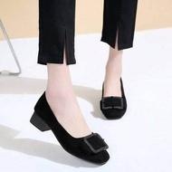 ✨✨รองเท้าคัชชู มาใหม่ รองเท้าแฟชั่นใส่ทำงาน เป็นคัชชู พร้อมส่ง✨✨