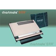 chartmate 恰得美 製圖桌 製圖板 // 153系列 平行尺 攜帶式製圖板 A1 A1加大 A2