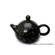 茶壺空間特別分享黃櫳賢西施壺(台灣墨玉石雕壺)170cc