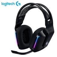【Logitech 羅技】G733  RGB炫光無線電競耳機麥克風 黑【三井3C】