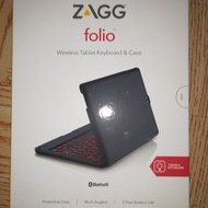 zagg folio ellipsis 8 無線藍牙連接