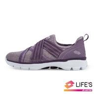 【LOTTO】女 EASYWEAR 美型健走鞋(紫-LT9AWX1167)