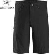 Arcteryx 始祖鳥 Creston 登山短褲/休閒短褲/快乾透氣 男款 23024 黑色